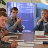 Открытый диалог В.В. Бахметьева и молодежи
