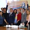 Заседание молодежных парламентских формирований